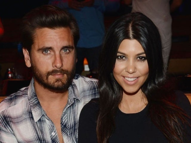 Kourtney Kardashian Allegedly Praises Ex Scott Disick for Doing 'Right Thing' Over Corey Gamble Spanking Threat