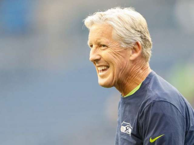 Seattle Seahawks Head Coach Pete Carroll Admits Team Was Trying to Sign Antonio Brown