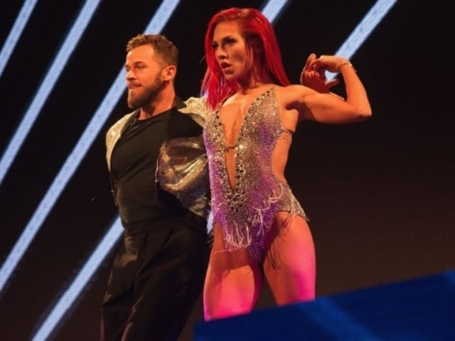 'SYTYCD': 'DWTS' Pros Sharna Burgess and Artem Chigvintsev's Choreography Drives Fans Wild
