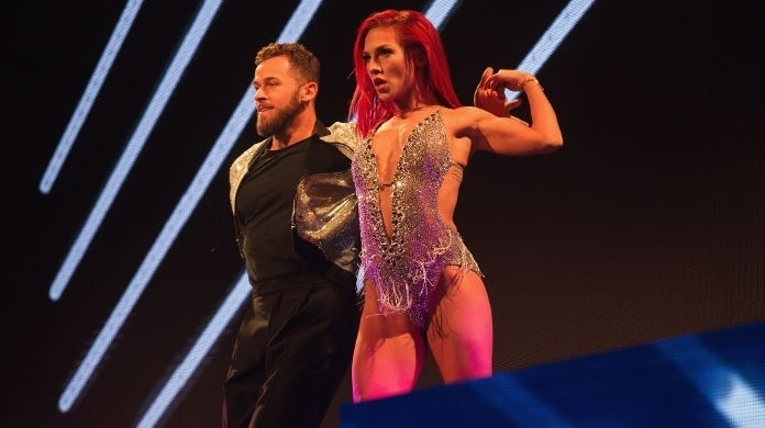 sharna burgess artem chigvintsev getty images