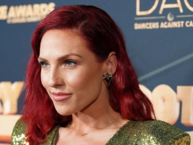 Sharna Burgess Attends 'Dancing With the Stars' Premiere After Surprising Exit