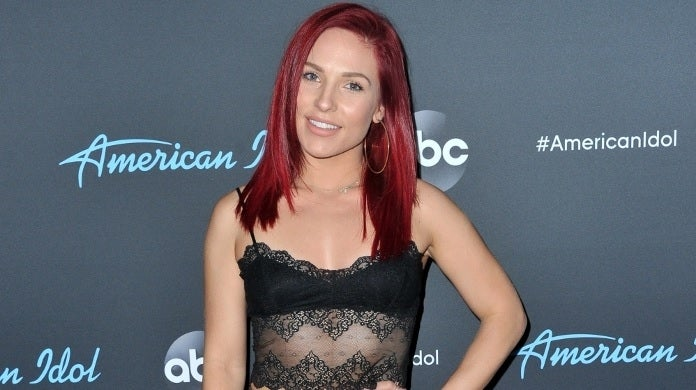sharna burgess getty images american idol