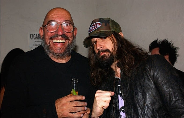 sid-haig-rob-zombie-getty