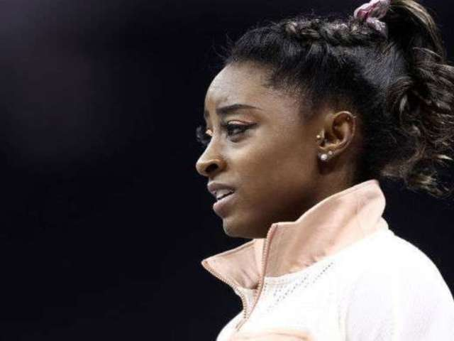 Simone Biles Breaks Silence After Brother Charged in Triple-Homicide