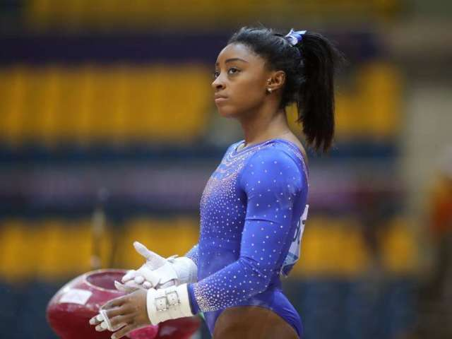 Simone Biles' Boyfriend Breaks Silence After Her Brother Is Charged With a Triple-Homicide