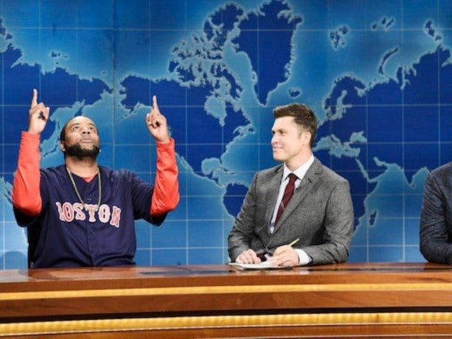 'SNL': Kenan Thompson Revives David Ortiz Impression for Post-Shooting Update