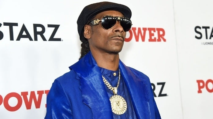 snoop dogg getty images