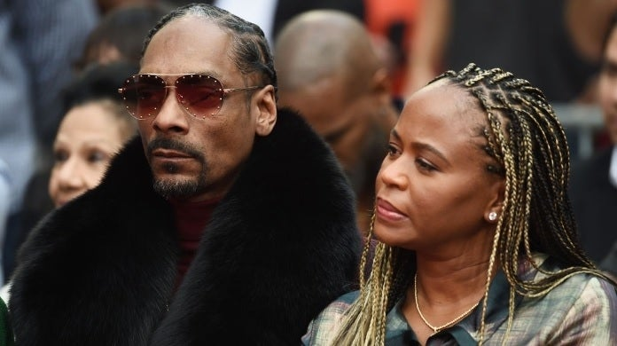 snoop dogg shante getty images
