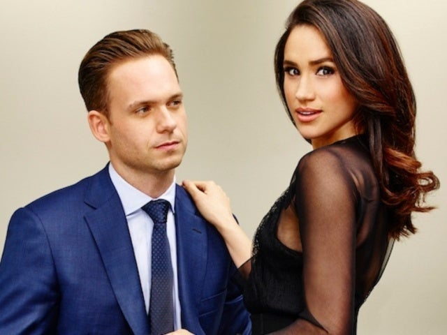 'Suits' Star Patrick J. Adams Shares Previously Unseen Throwback Photos of Co-Star Meghan Markle