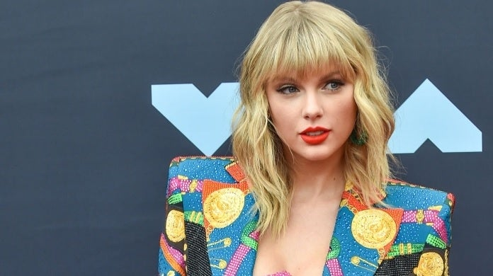 taylor swift vmas 2019 getty images