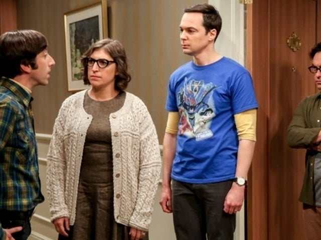 'Big Bang Theory' Stars Jim Parsons and Mayim Bialik Post Photo Together After Announcing TV Reunion