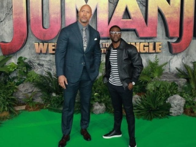 Kevin Hart Car Accident: Dwayne 'The Rock' Reacts to 'Jumanji' Co-Star's Crash, Tells Him to 'Stay Strong'