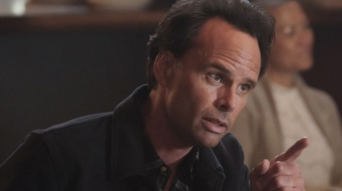 the unicorn walton goggins cbs