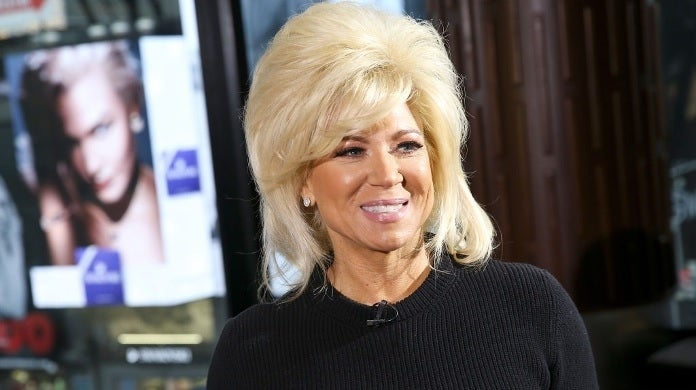 theresa caputo getty images 2