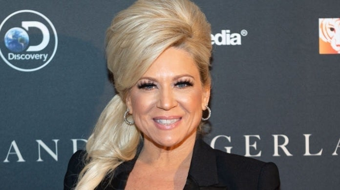 theresa caputo getty images