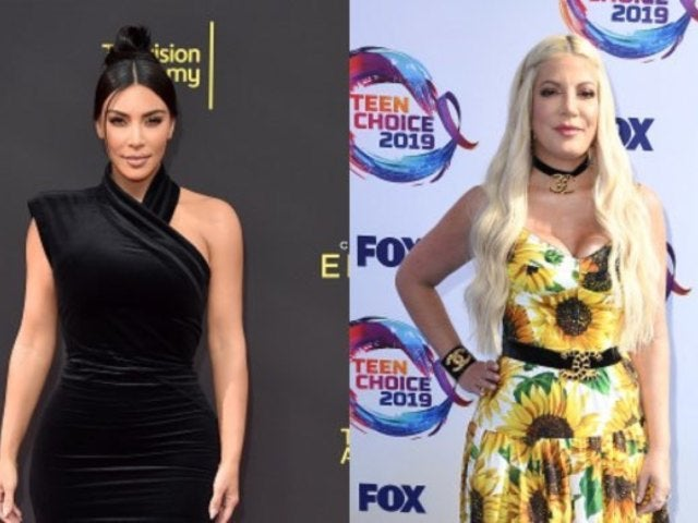 Kim Kardashian West Reportedly Not a Fan of Tori Spelling, Shut Her Down