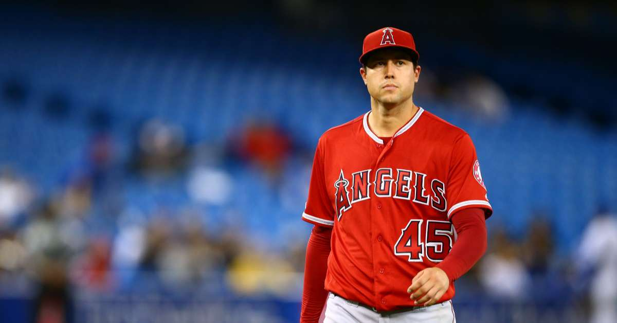 Tyler Skaggs Angels fans twitter react cause of death