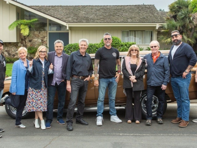 'A Very Brady Renovation' Unveils Stunning Overhaul of 'Brady' Wagon With 'Fast N' Loud' Star Richard Rawlings in Sneak Peek (Exclusive)