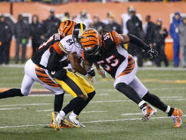 Vontaze Burfict Plays That Have Created Controversy