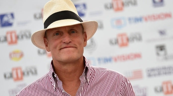 woody harrelson getty images