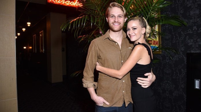 Wyatt Russell and Merideth Hagner-2