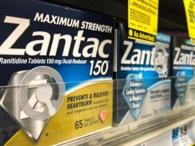 CVS Pulls Zantac From Shelves Due to Cancer Worries