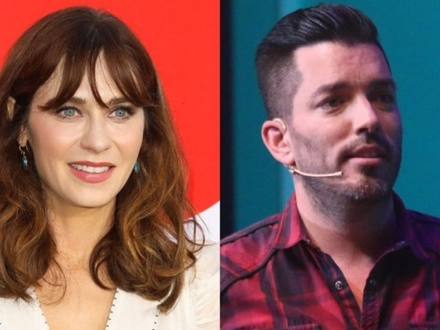 Zooey Deschanel and Jonathan Scott From 'Property Brothers' Make It Instagram Official With New Halloween Photo