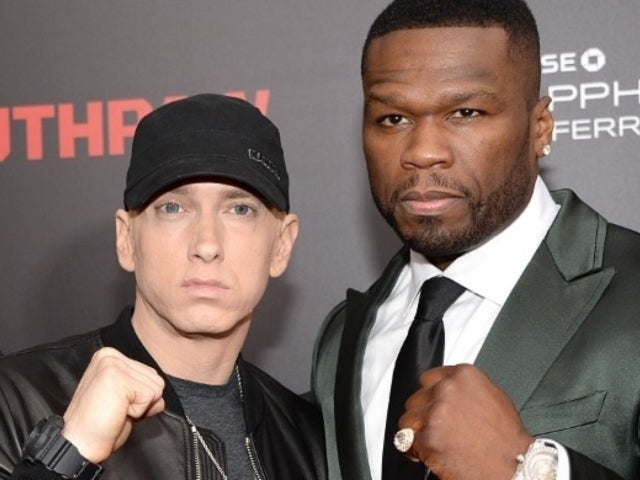 50 Cent Posts Rare Photo With Eminem to Wish Rapper Happy Birthday