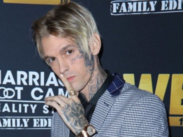 Aaron Carter Openly Drools Over Courtney Stodden Amid Tumultuous Month