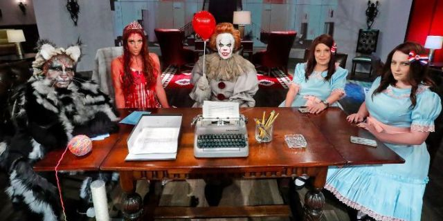 'The View' Hosts Show off Their Best Stephen King Characters in Halloween Show, and Social Media ...