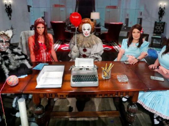 'The View' Hosts Show off Their Best Stephen King Characters in Halloween Show, and Social Media Is Shook