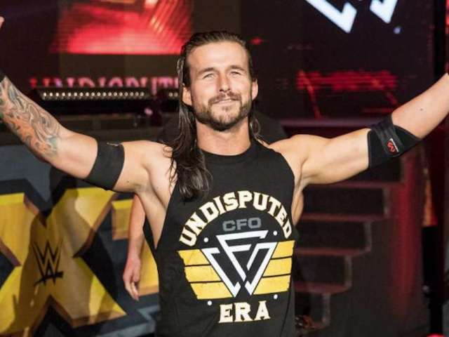 WWE: NXT Superstar Adam Cole Reportedly Injured