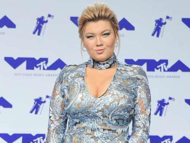 'Teen Mom' Star Amber Portwood Clears Confusion Over Relationship With Boyfriend Dimitri