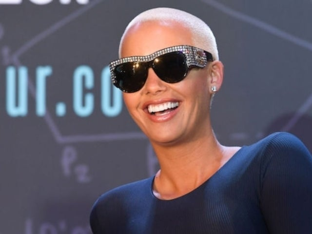 Amber Rose Slams Trolls Who Say She's 'Too Pretty' for Her New Face Tattoo
