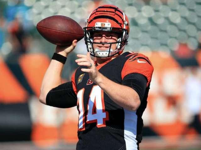 Cincinnati Bengals Bench Starting QB Andy Dalton on His Birthday