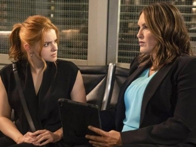 'Law & Order: SVU' Fans Grossed out by Twisty Ariel Winter Episode