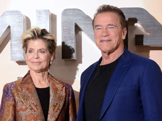 Arnold Schwarzenegger and Linda Hamilton Appear in Hilarious 'Terminator' Commercial With Kawhi Leonard and Paul George