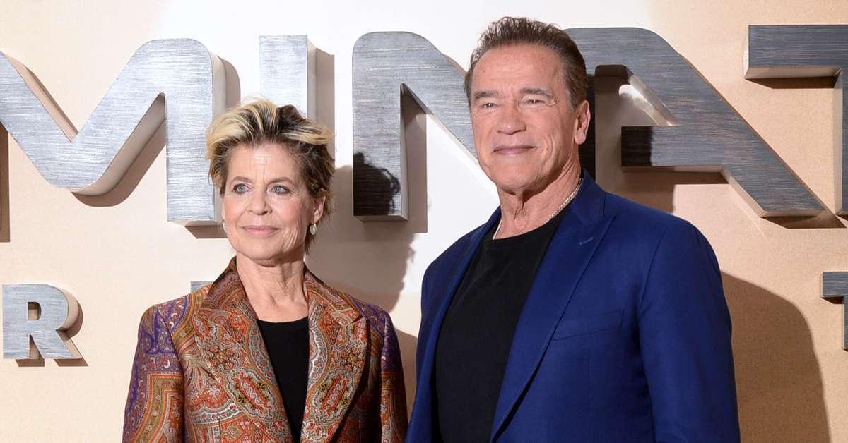 Arnold Schwarzenegger Linda Hamilton Terminator Commercial Kawhi Leonard and Paul George