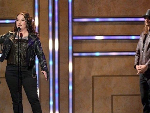 Kid Rock Calls Ashley McBryde the 'Real Storyteller' at CMT Artists of the Year Ceremony