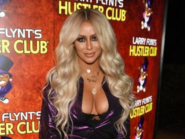 Aubrey O'Day Wants to Join 'Celebrity' Edition of '90 Day Fiance'
