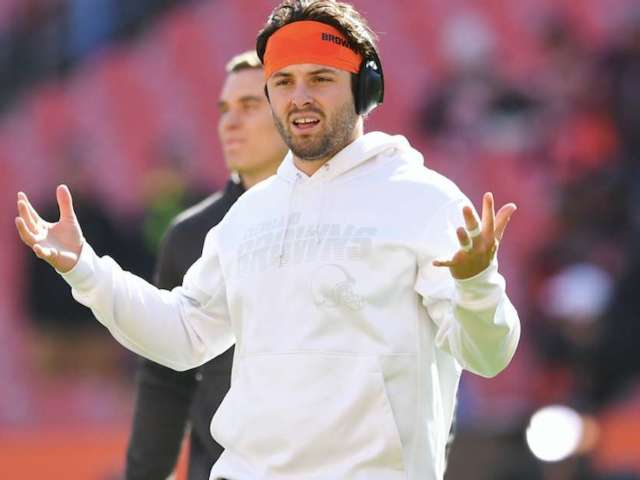 Browns QB Baker Mayfield Predicts Fine for Officiating Criticism