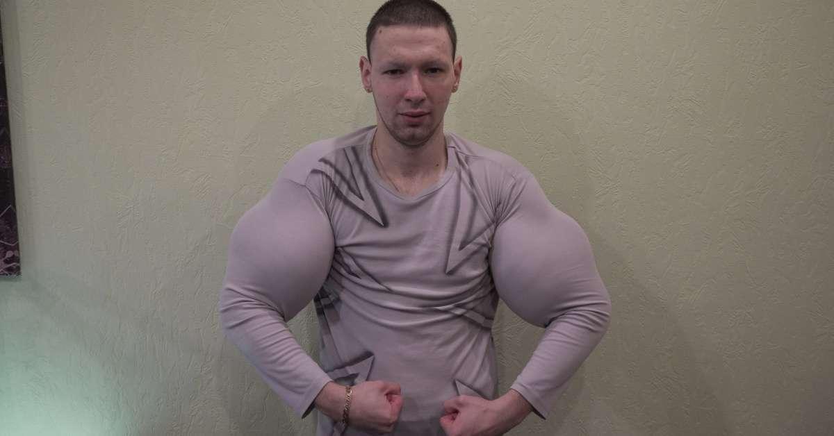 Bazooka Arms Instagram MMA fight Oleg Mongol