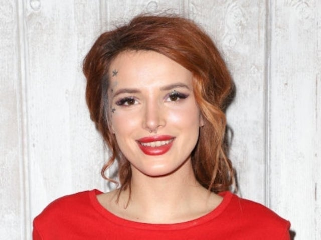 Bella Thorne Blasted for 'Glamorizing' Physical Abuse With Bloody Halloween Makeup