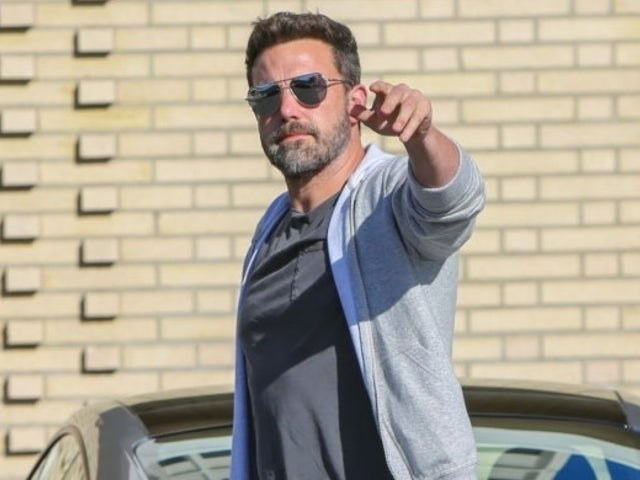 Ben Affleck Looks Refreshed in First Appearance Following Alleged Relapse at Halloween Party