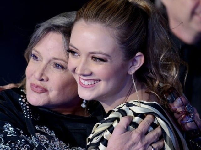 Billie Lourd Reveals Tearful Tribute to Mom Carrie Fisher in Honor of Late 'Star Wars' Icon's Birthday