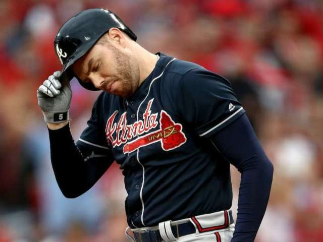 Braves' Freddie Freeman Faces Backlash for Lackluster Playoff Performance