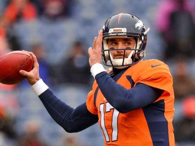 Former Denver Broncos QB Brock Osweiler Retires from NFL at Age 28