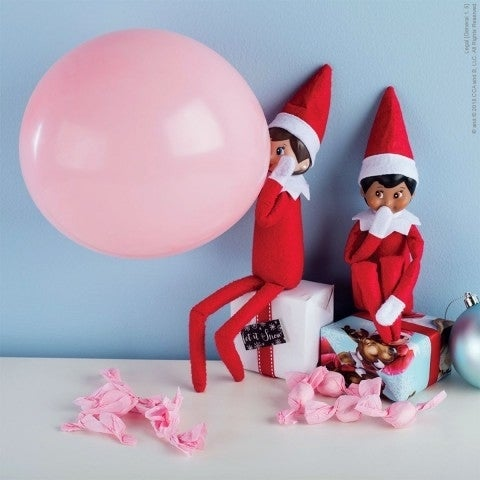 bubble-gum-elf