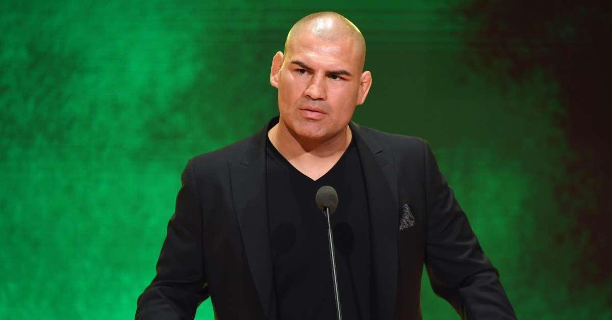 Cain Velasquez retirement MMA confirmed  WWE Championship