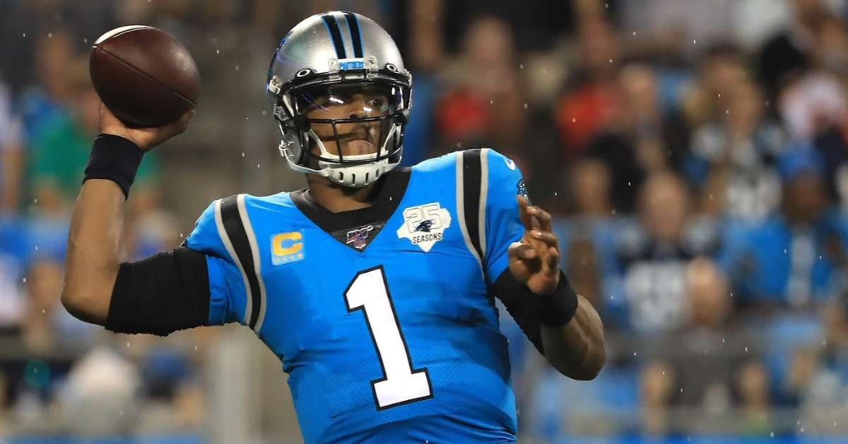 Cam Newton likely to not get starting job back once healthy